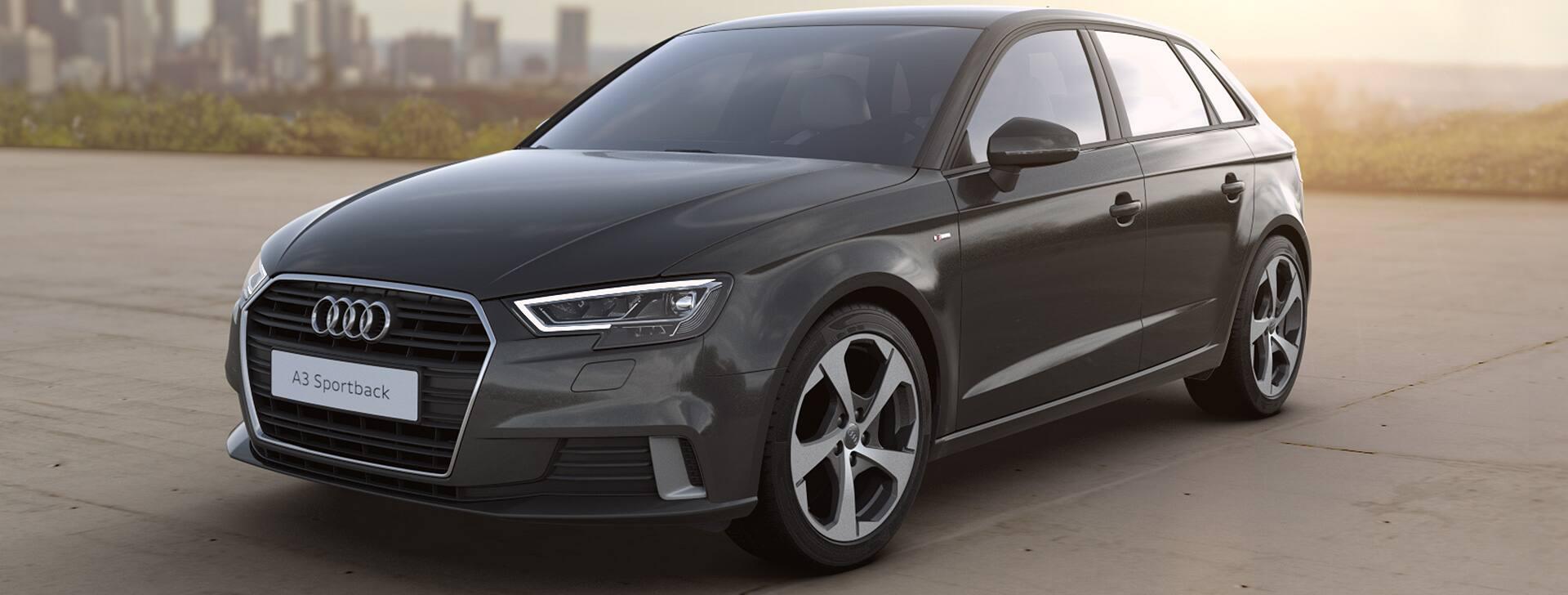 A Sportback Home Audi Nederland - Audi a3 sport