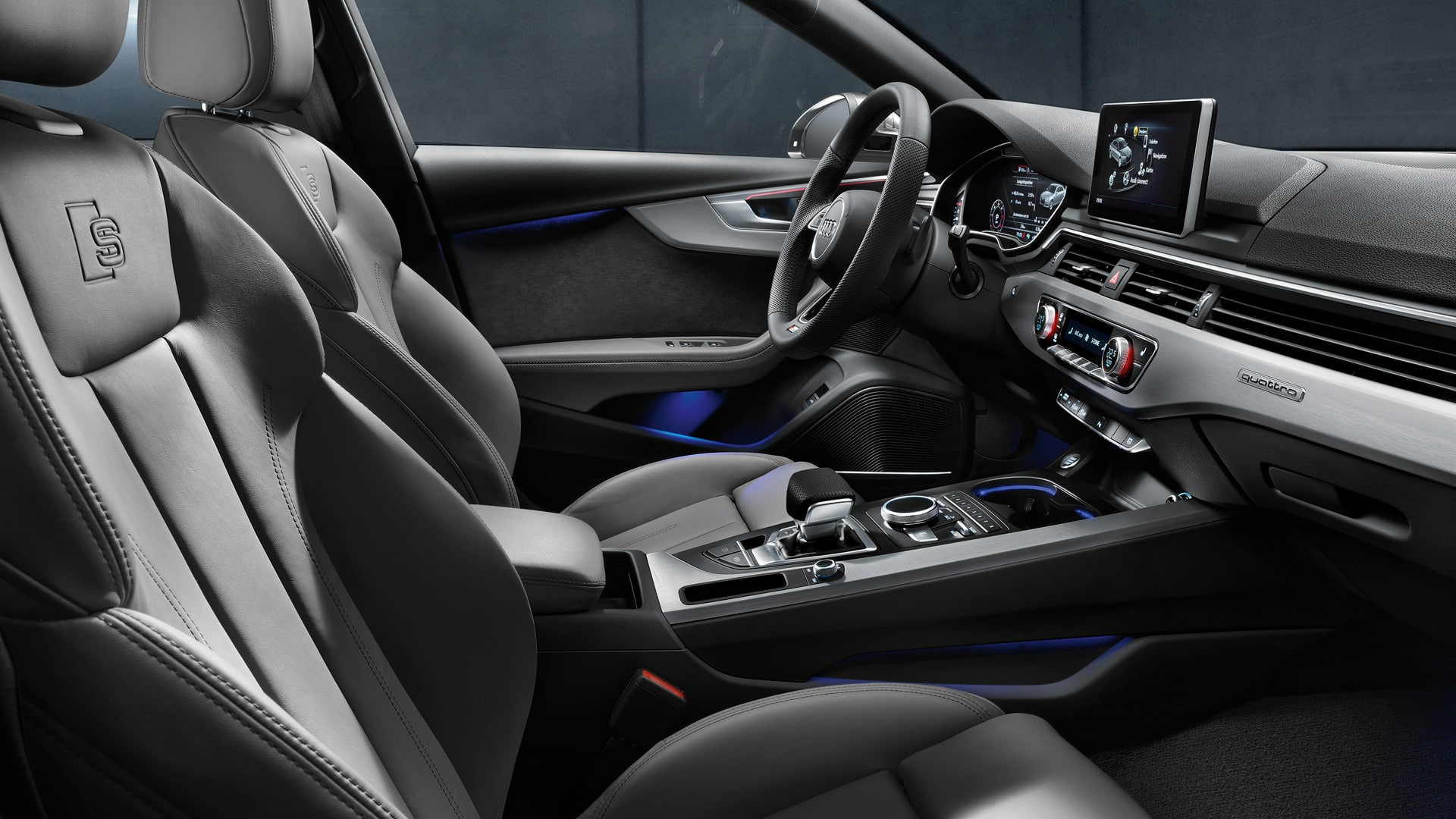 A4 Limousine Gt Home Gt Audi Nederland