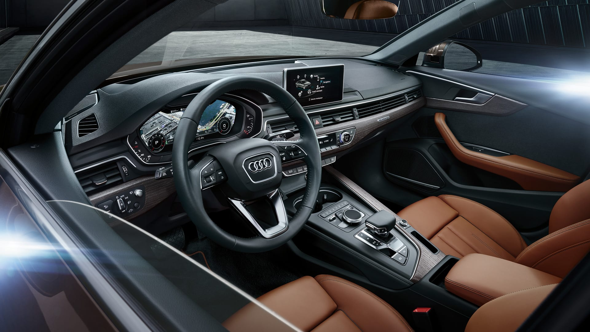A4 avant home audi nederland for Audi a4 break interieur
