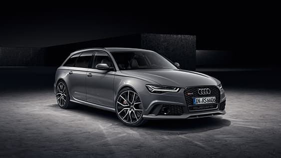 RS 6 Avant performance > Home > Audi Nederland