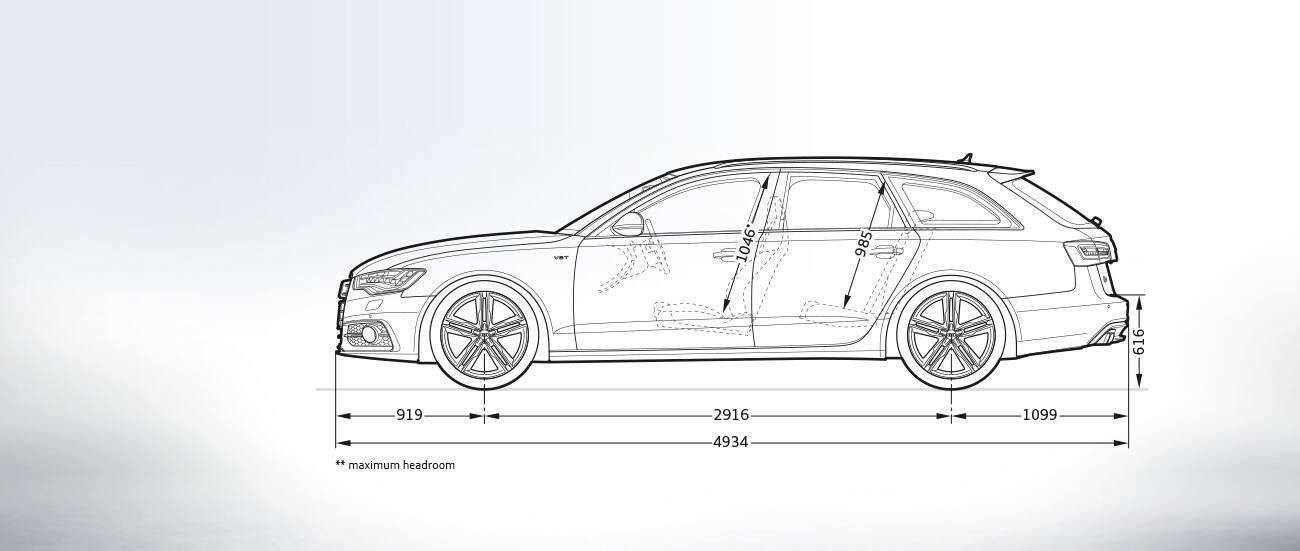 Afmetingen Audi A4 Best Photos And Description Imagedumporg