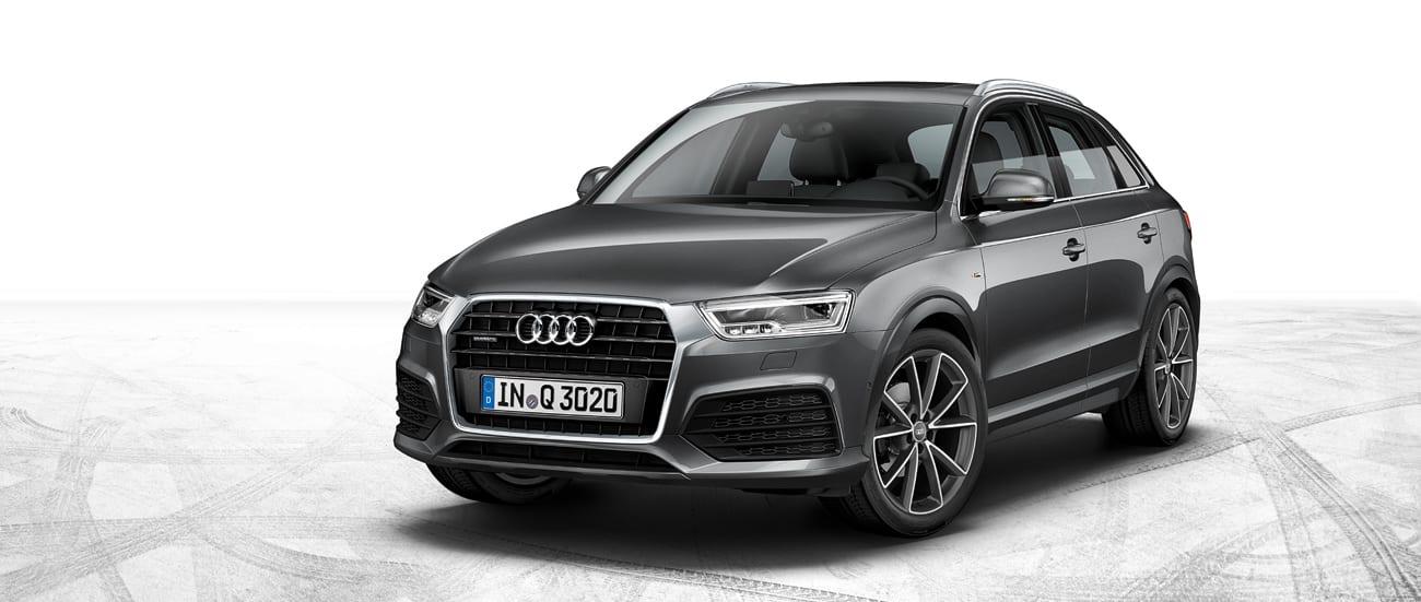 Audi q3 s line audi nederland audi q3 compacte en for Interieur q3 s line