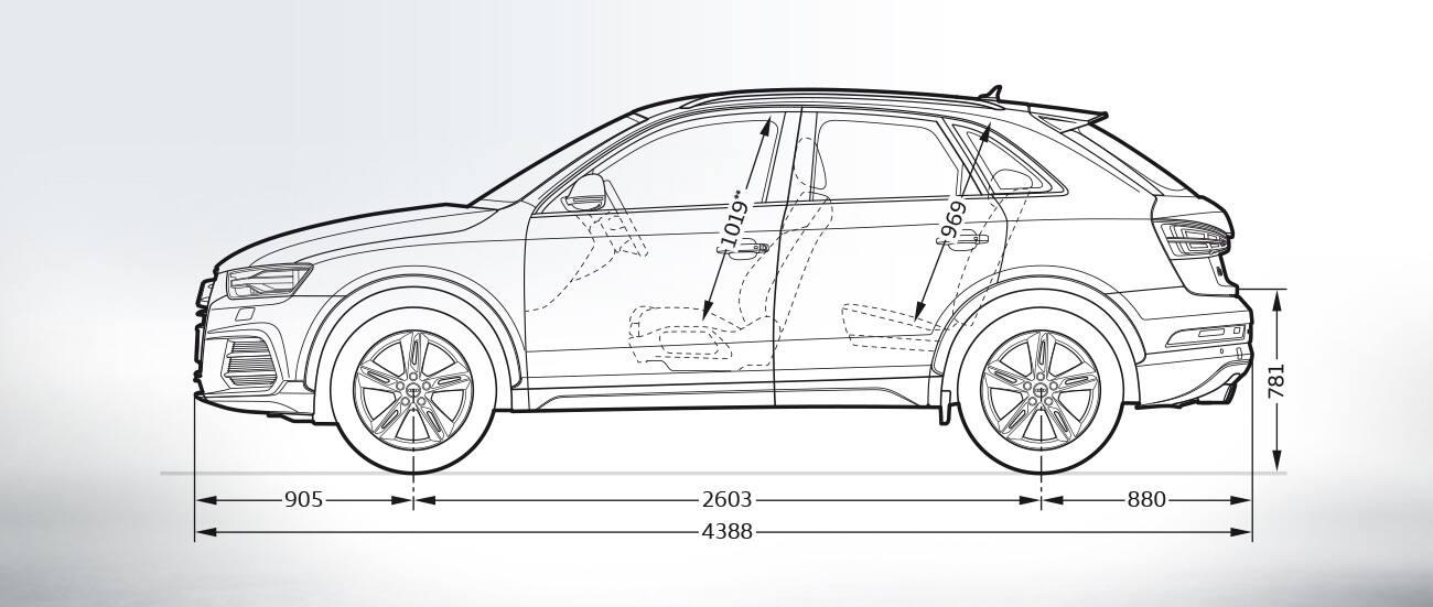 Audi Q3 Afmetingen Audi Nederland Gt Audi Q3 Compacte