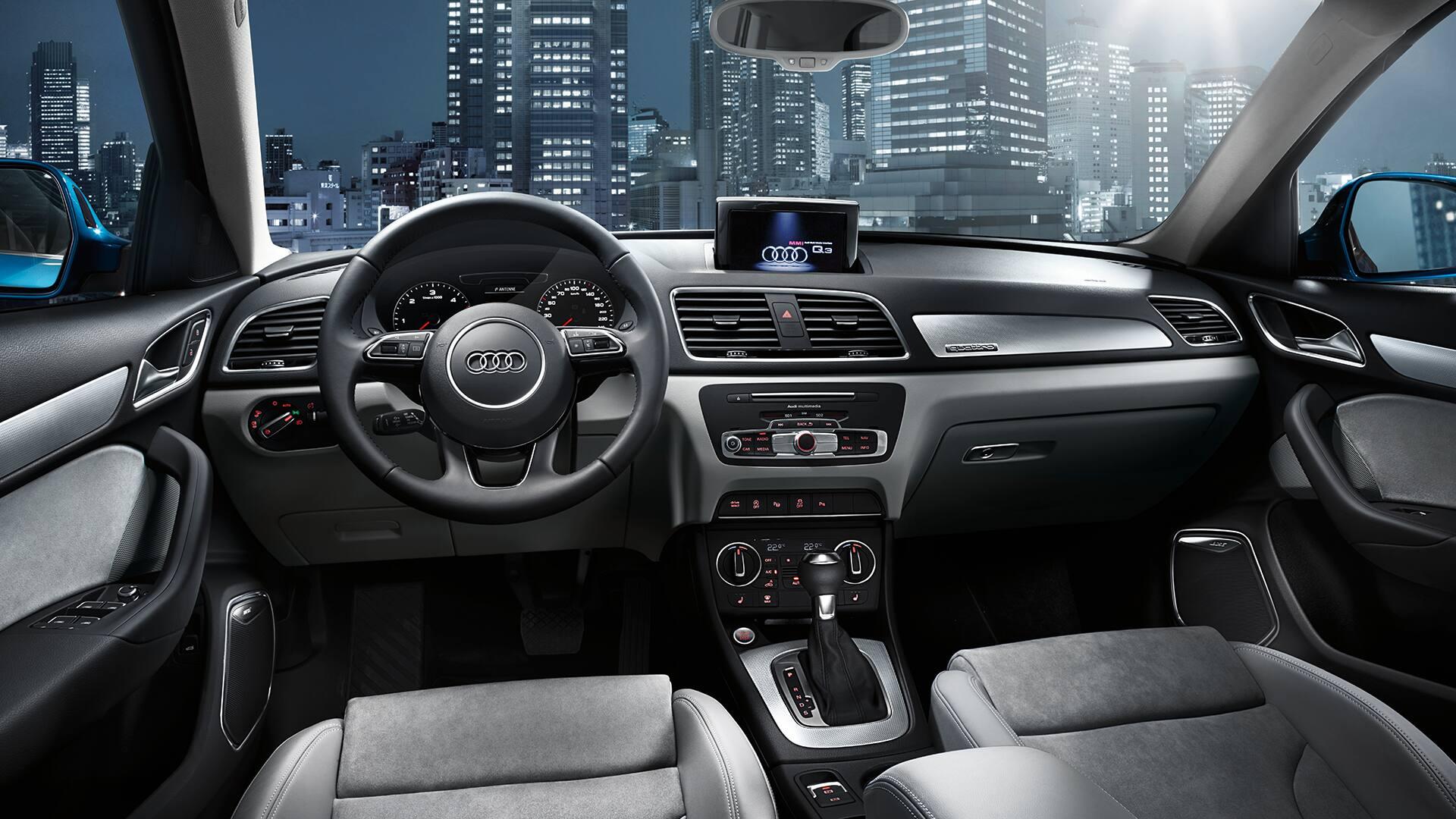 Audi Q3 Compacte En Urban Suv Audi Nederland Gt Home