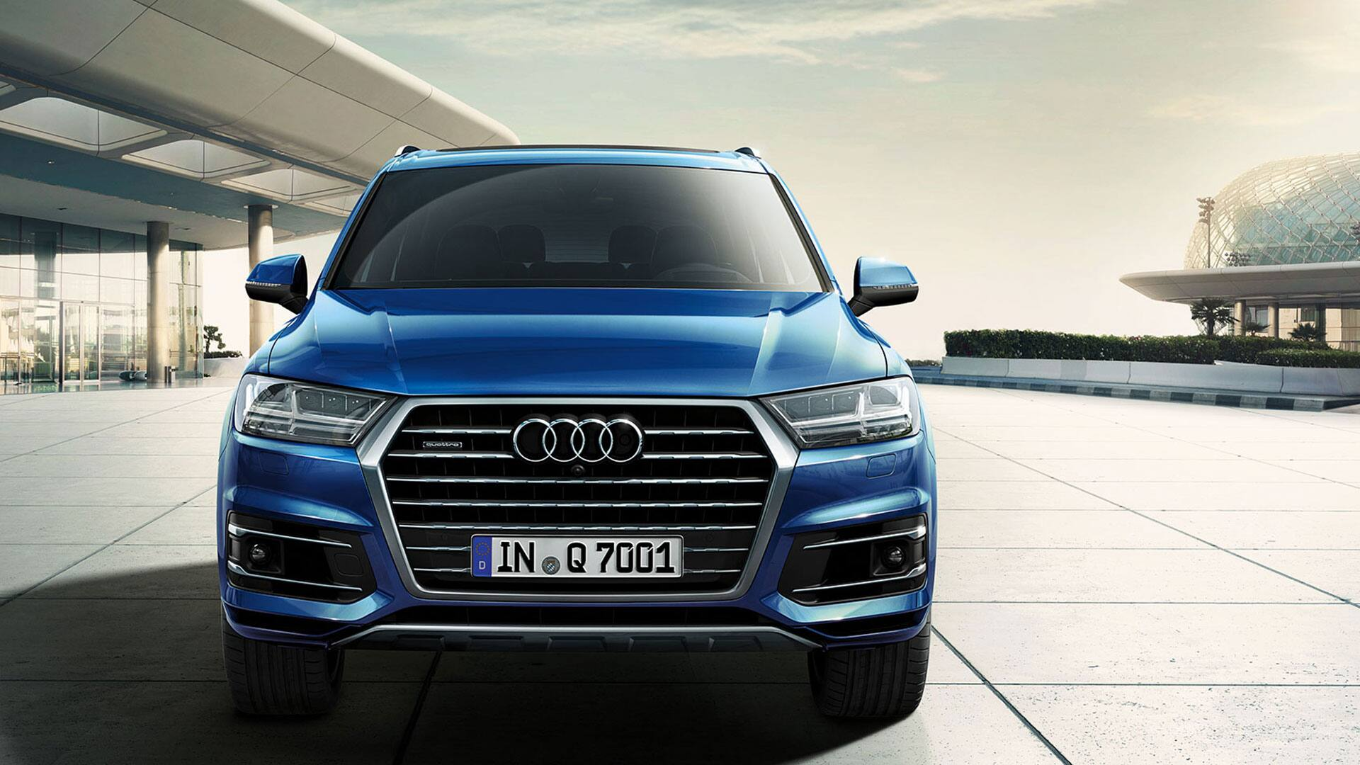 Greatness starts when you don t stop de audi q7