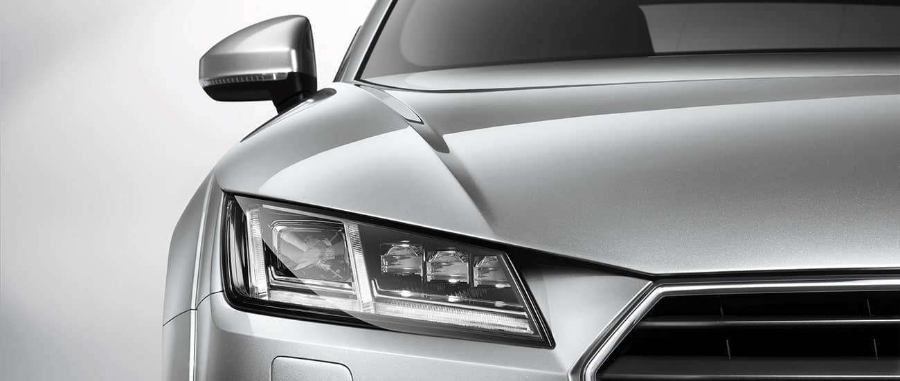 Audi TT Roadster met Audi Matrix LED-koplampen