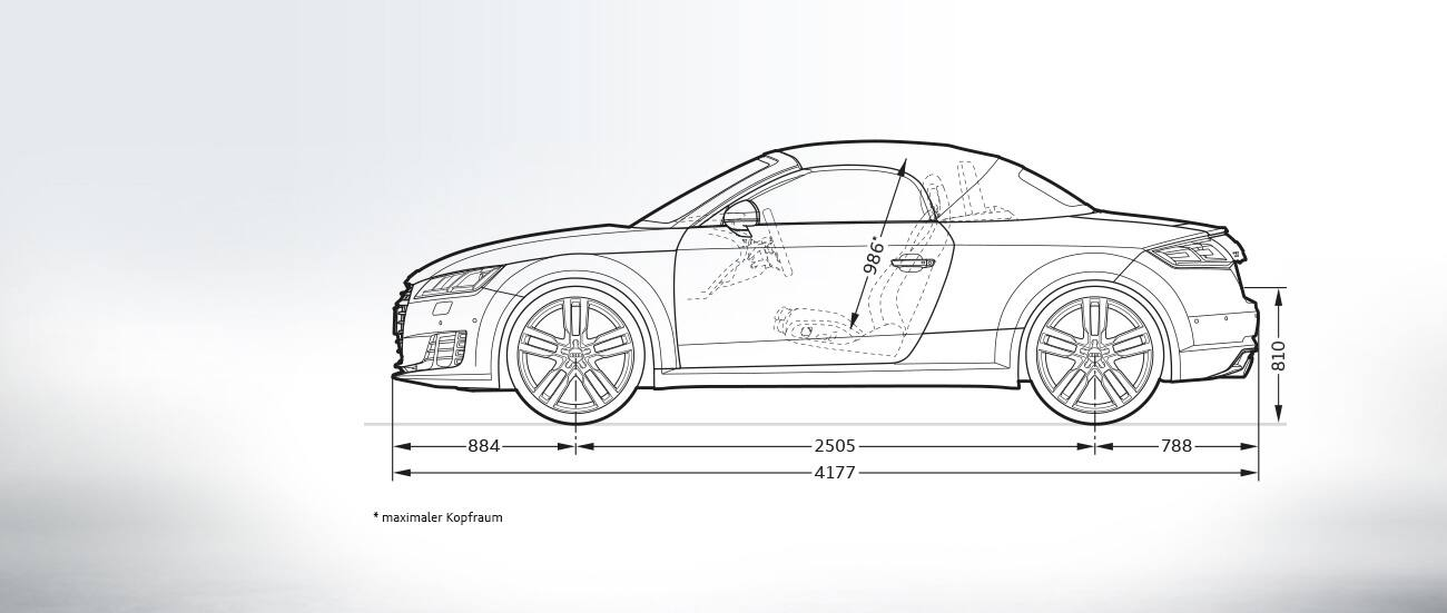 Audi Tt Roadster Afmetingen Audi Nederland Gt Audi Tt