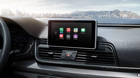 Audi Smartphone Interface > Overzicht > Home > Audi Nederland