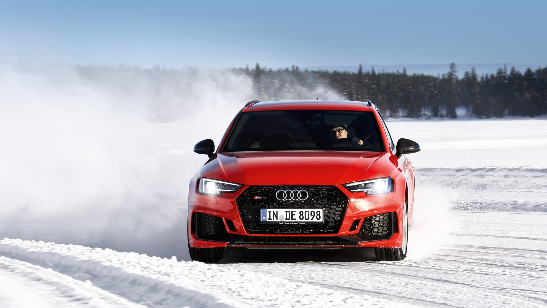 Audi driving experiences