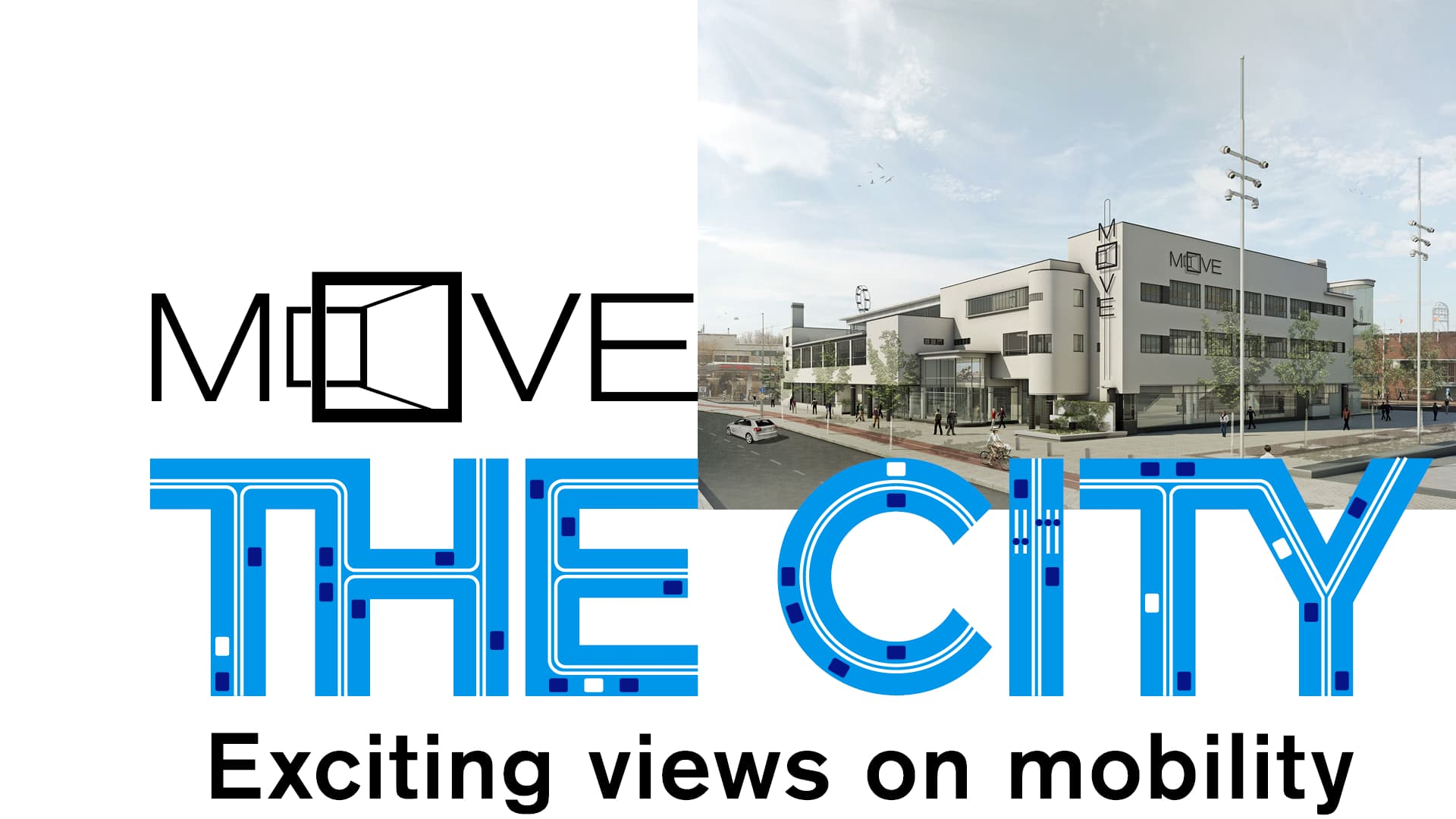 MOVE the city